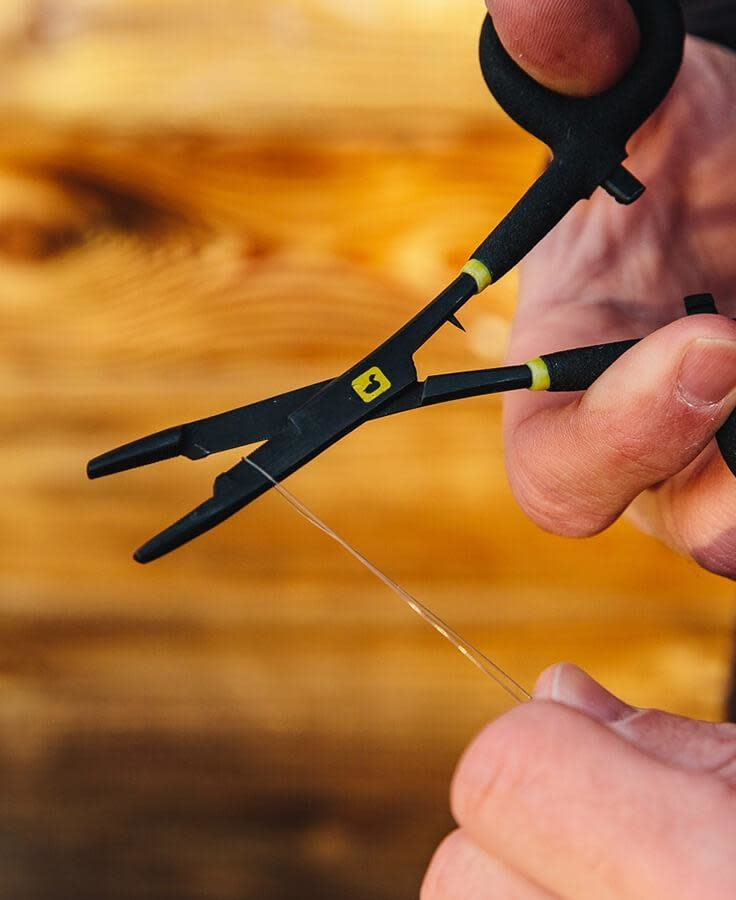 LOON OUTDOORS LOON Rogue Scissor Forceps w/Comfy Grip