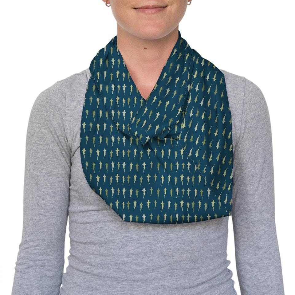 REP YOUR WATER REPYOURWATER CREEK DREAMS INFINITY SCARF