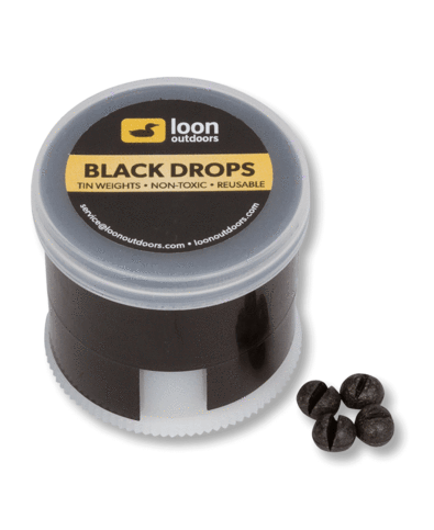 LOON OUTDOORS LOON Black Drop - Twist Pot - BB