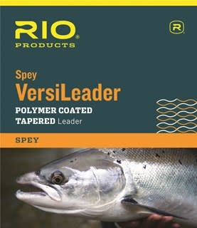RIO RIO SPEY VERSILEADER POLYMER COATED TAPERED LEADER