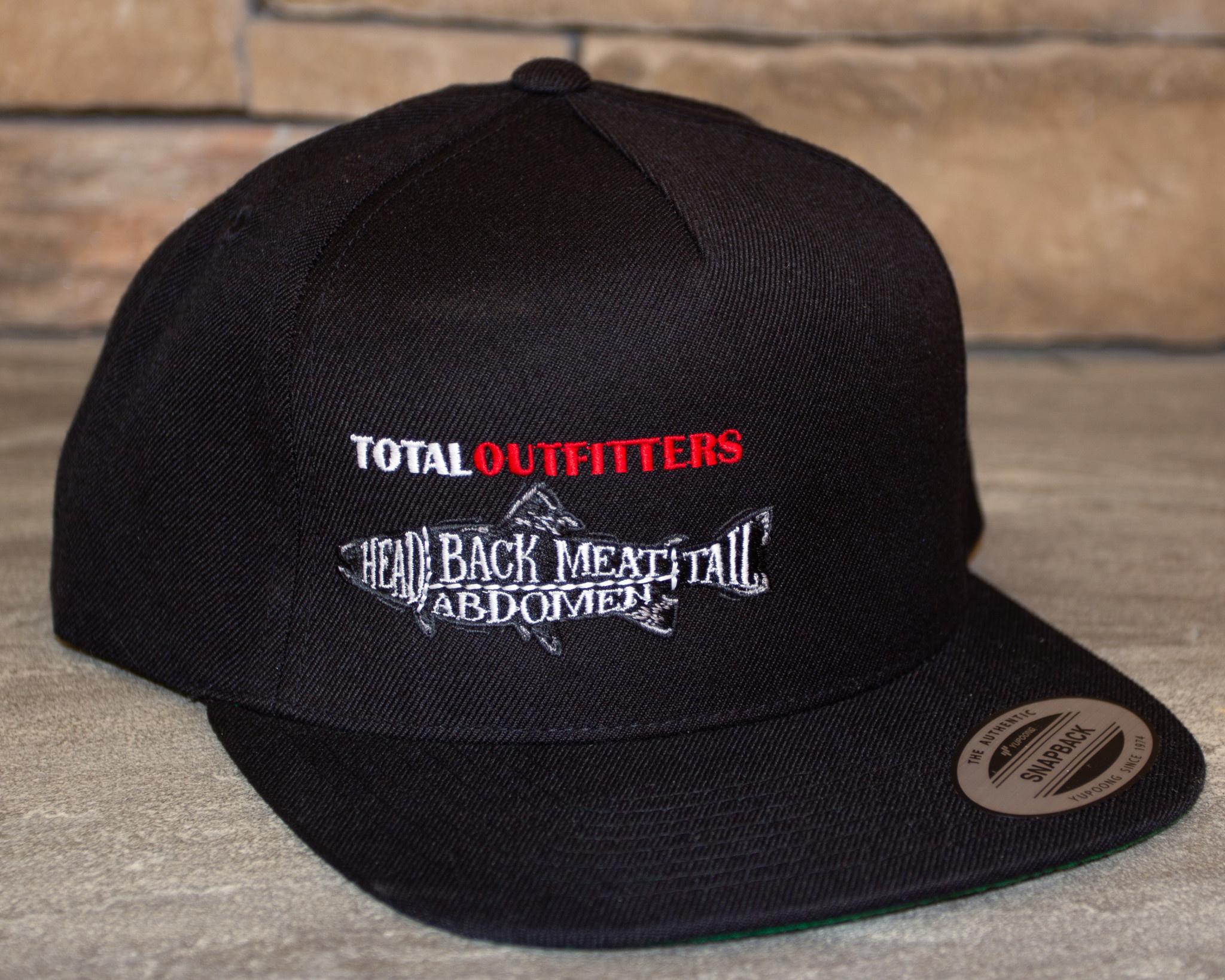 YUPOONG TOTAL LOGO CAP