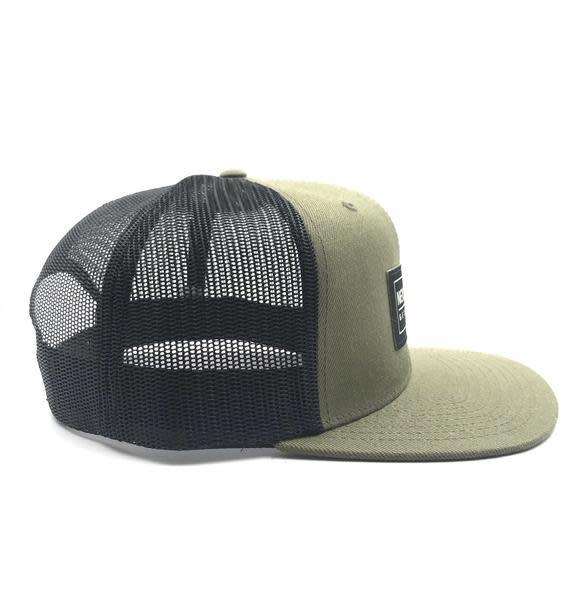 NEXT RIDGE APPAREL NEXT RIDGE BLACK LABEL HAT