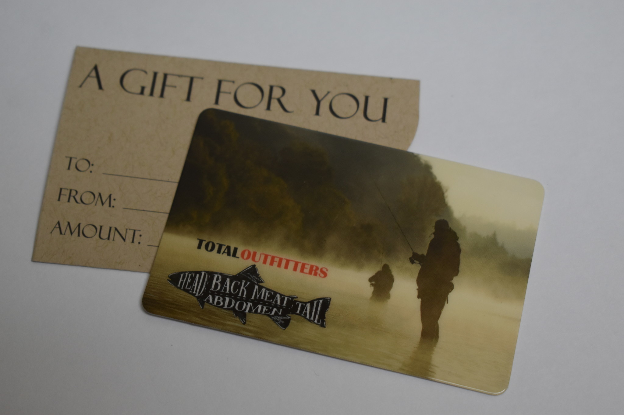 TOTAL OUTFITTERS TOTAL OUTFITTERS GIFT CARDS