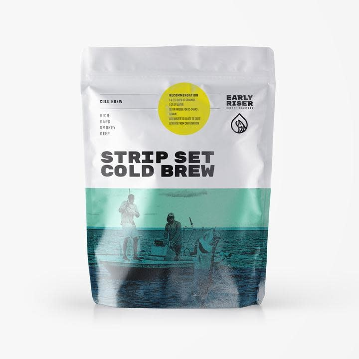 EARLY RISER COFFEE ROASTERS STRIP SET COLD BREW COFFEE