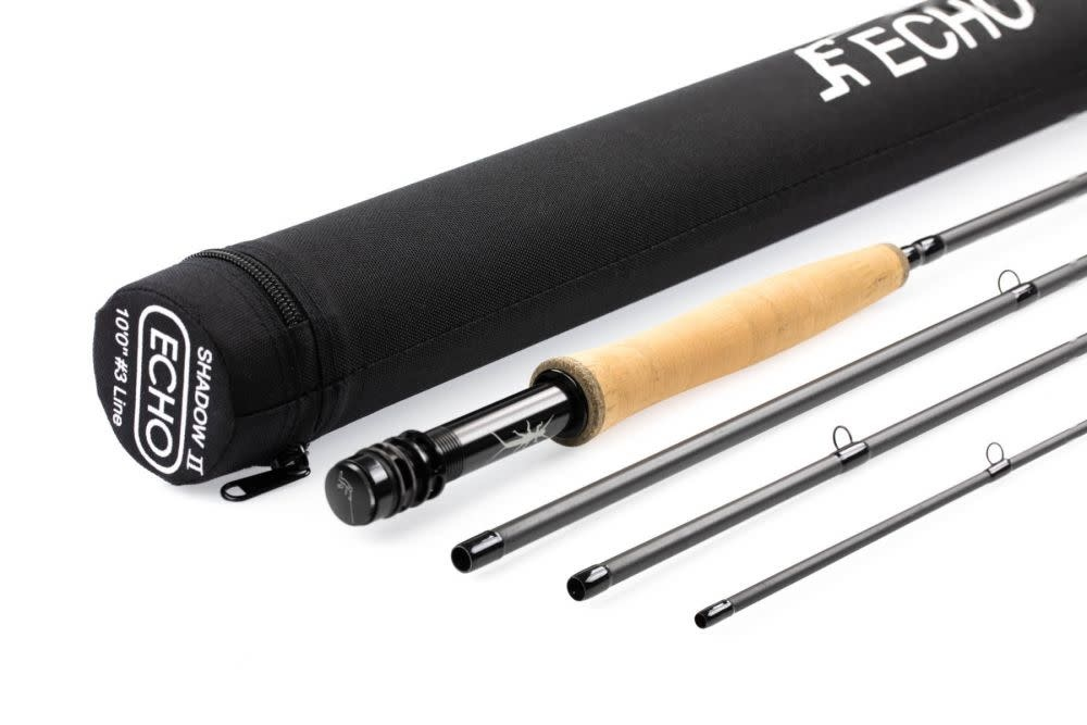 "ECHO ECHO SHADOW II 10'6"" #4 Fly Rod"