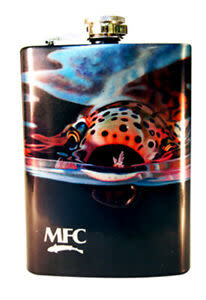 MFC STAINLESS STEEL HIP FLASK