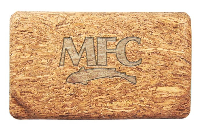 MFC MFC FLYWEIGHT FLY BOX - MOTTLED CORK