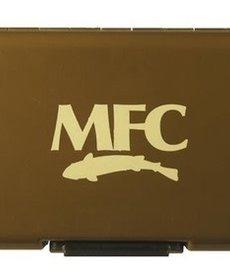 MFC MFC POLY FLY BOX - OLIVE MFC LOGO
