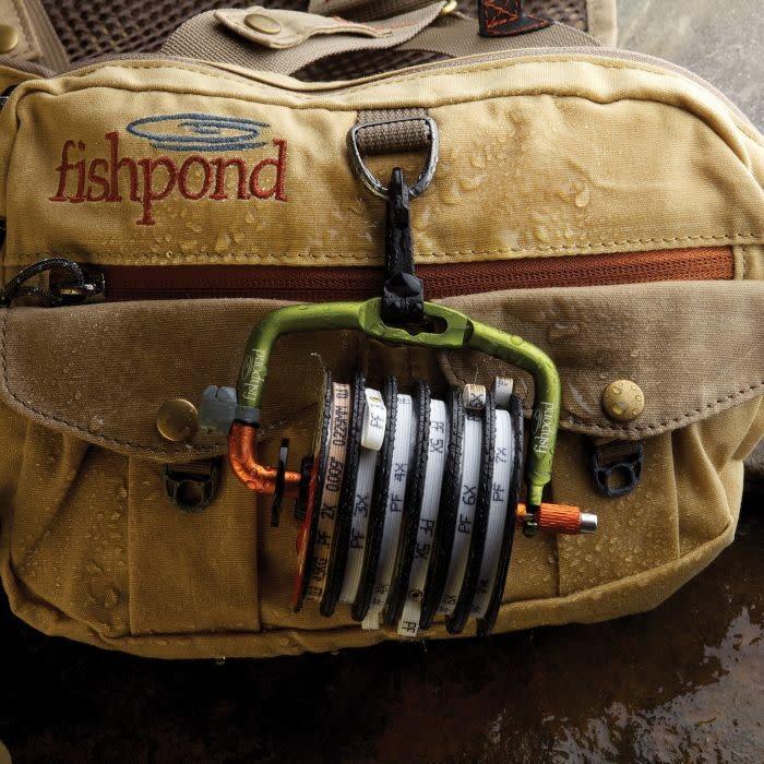 FISHPOND FISHPOND HEADGATE TIPPET HOLDER - Lichen