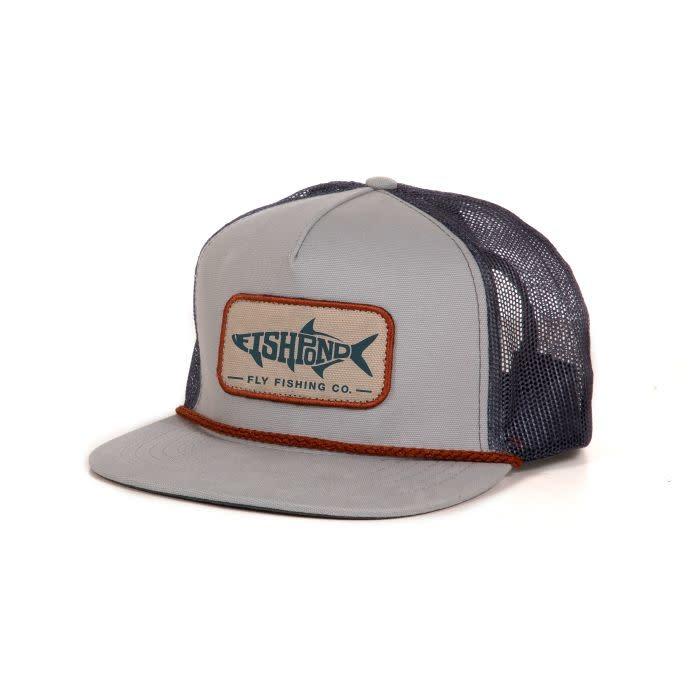 FISHPOND FISHPOND SABALO TRUCKER HAT