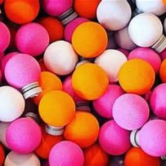 """AIR-LOCK Air-Lock 1/2"""" 100 Bulk Random Colors"""