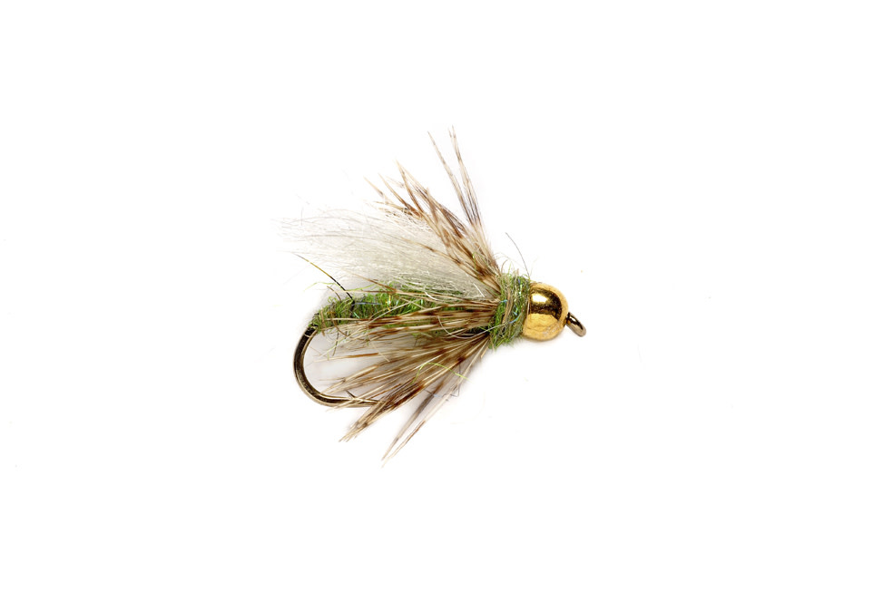 FULLING MILL FM - BH Caddis Pupa [Single]