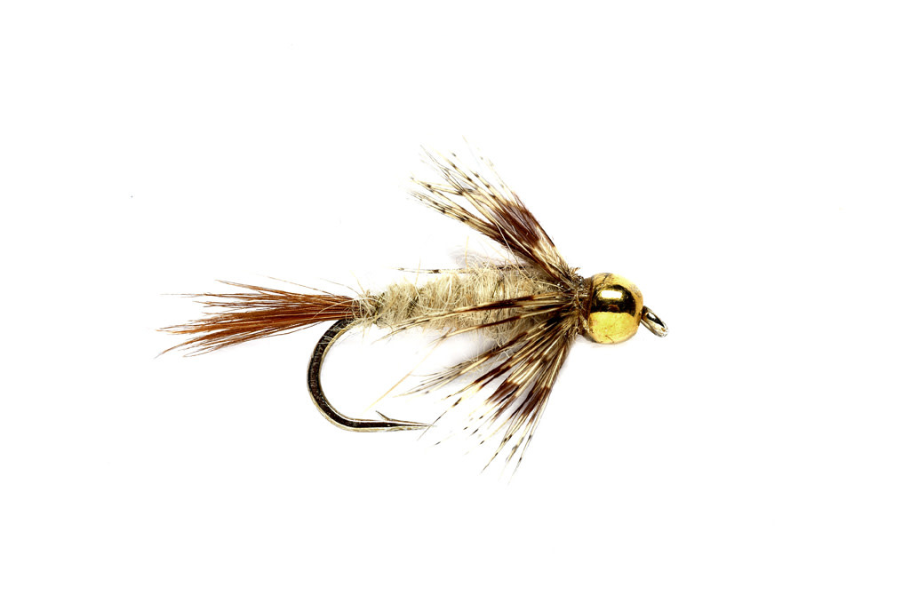 FULLING MILL FM - BH Soft Hackle Hare's Ear
