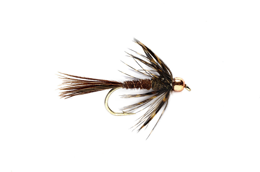 FULLING MILL FM - BH Soft Hackle P/Tail [Single]