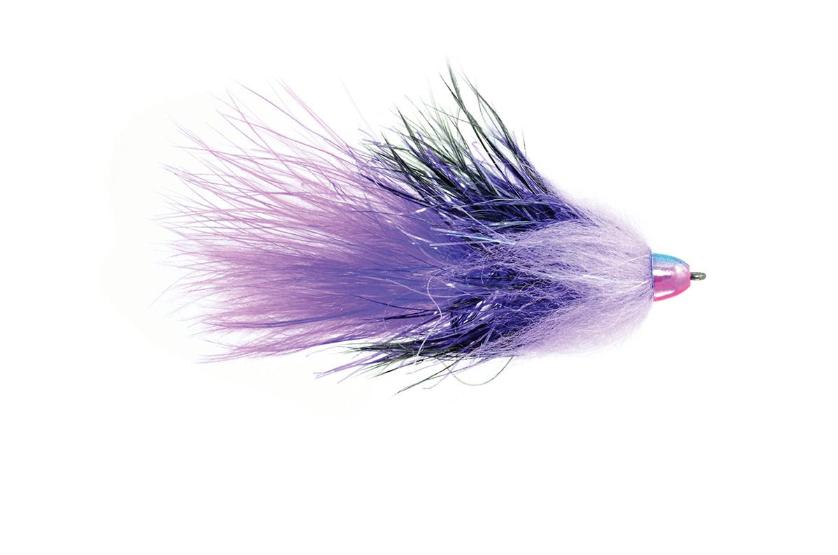 FULLING MILL Complex Twist Bugger Purple S2