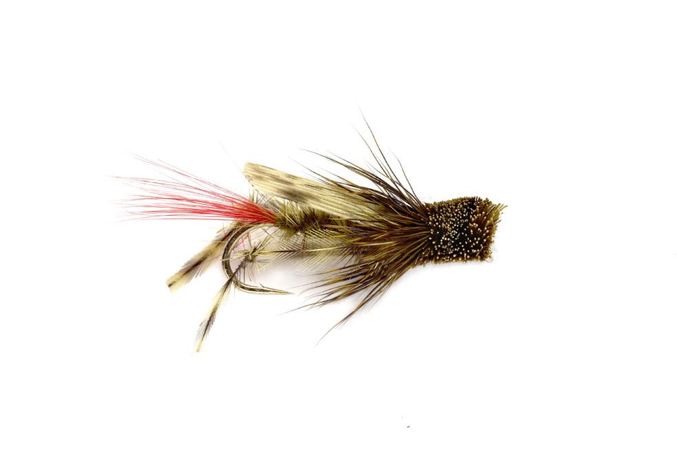 FULLING MILL Dave's Hopper Grn S10