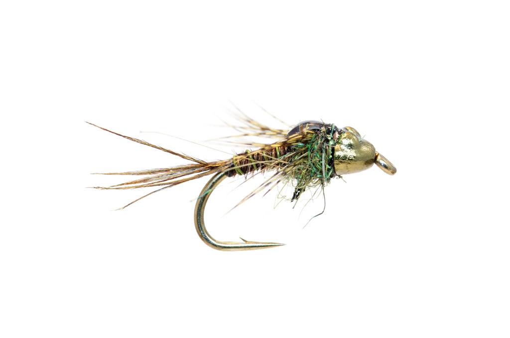 FM- FFF Deep Dish Green Drake S12