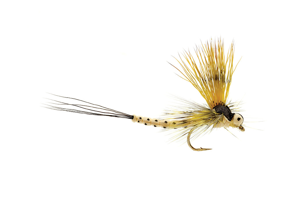 FULLING MILL Mohican Mayfly S12