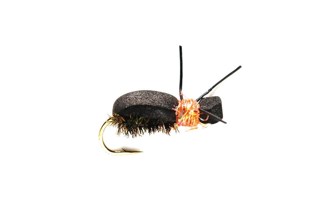 FULLING MILL Orange Kicking Beetle S12