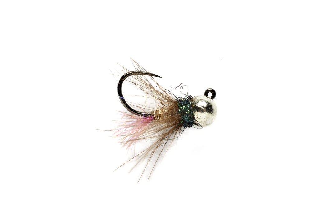 FULLING MILL FM Roza Violet Tailed Jig [Single]