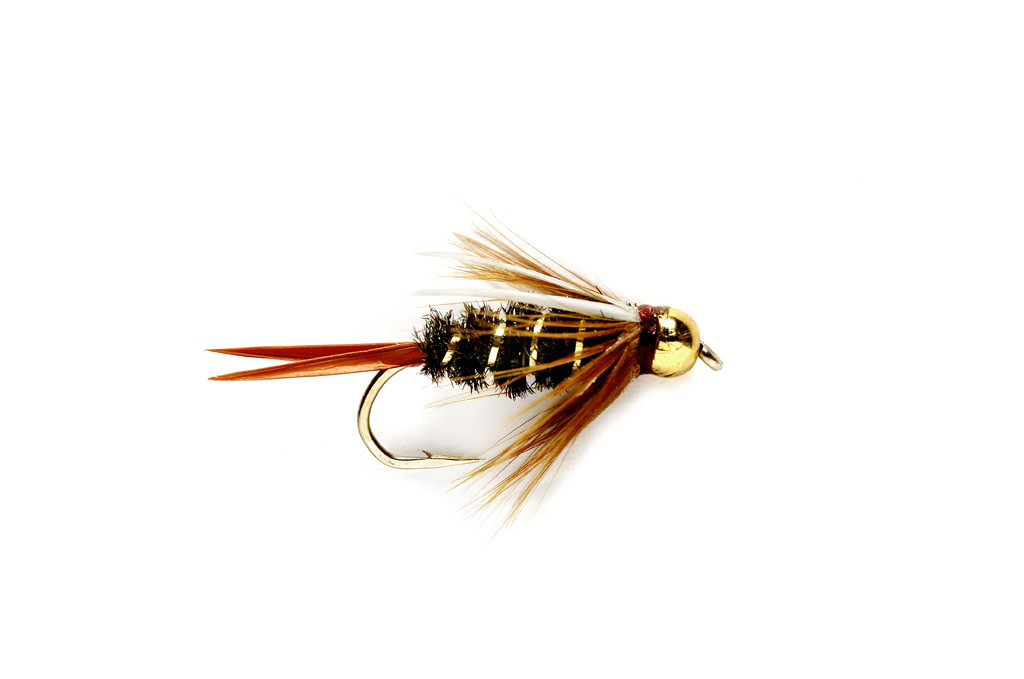 FULLING MILL FM Tunghead Prince Nymph