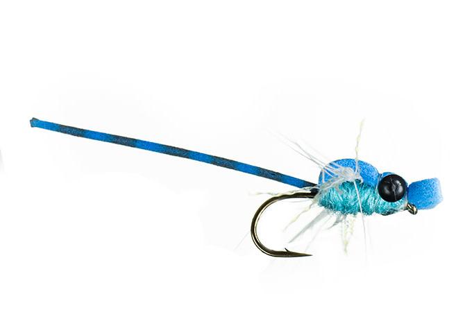 MFC Adult Damsel - Blue S10  [Single]