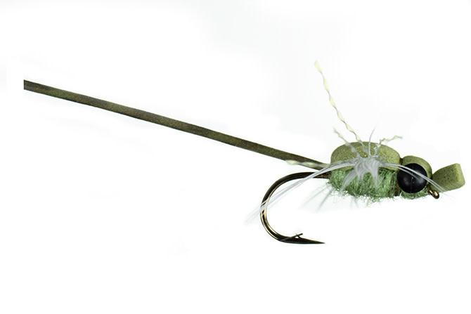MFC Adult Damsel - Olive S14 [Single]