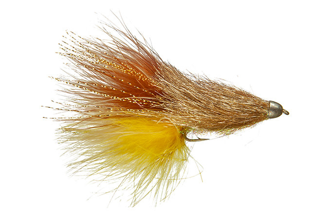 MFC Coffey's CH Sparkle Minnow - Brownie