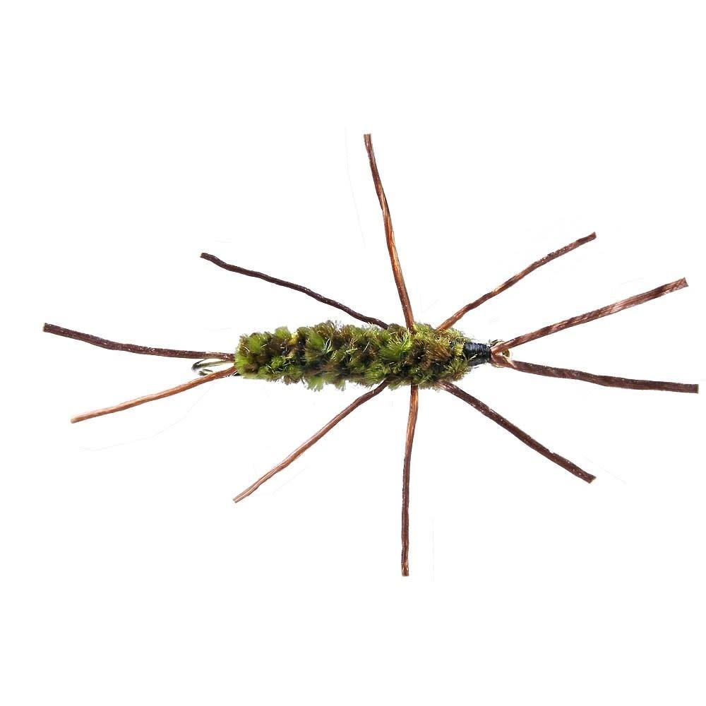 MFC Flexi Girdle Bug Brown / Olive S6  [Single]