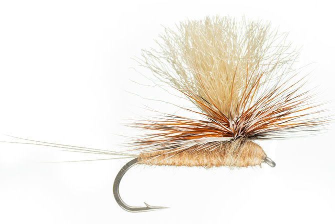 MFC Parachute March Brown S10  [Single]