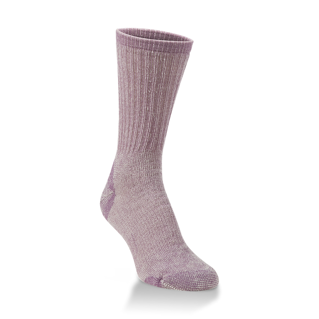 HIWASSEE TRADING CO. WOMEN'S MEDIUM WEIGHT OUTDOOR CREW SOCKS
