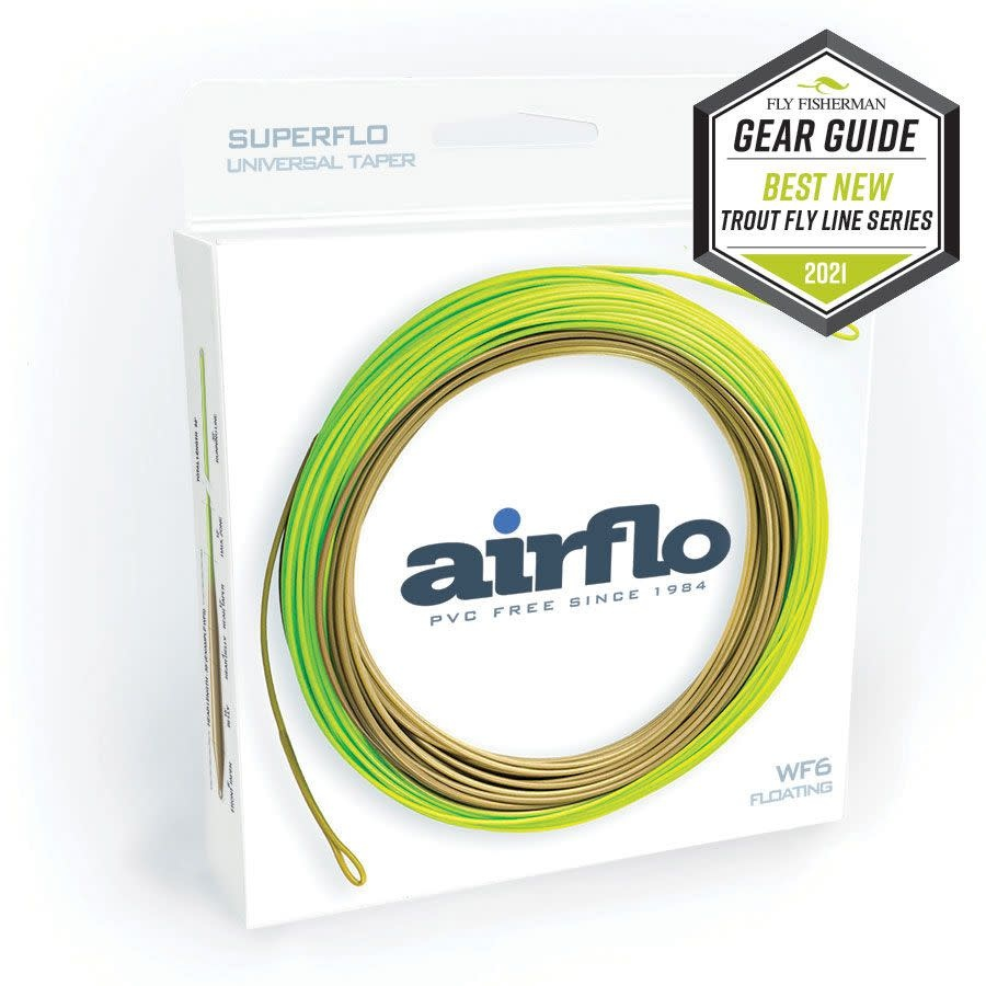 AIRFLO AIRFLO SUPERFLO UNIVERSAL TAPER WEIGHT FORWARD FLOATING LINE