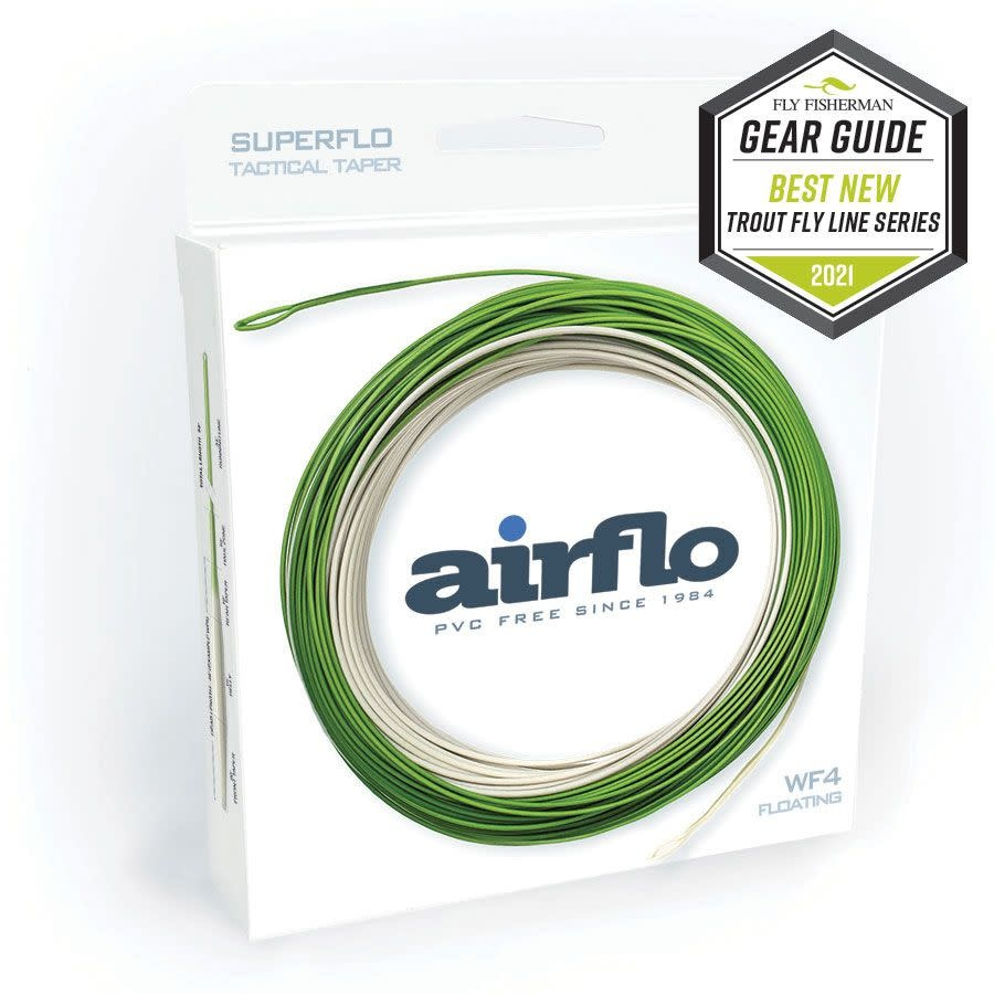 AIRFLO AIRFLO SUPERFLO TACTICAL TAPER WEIGHT FORWARD LINE