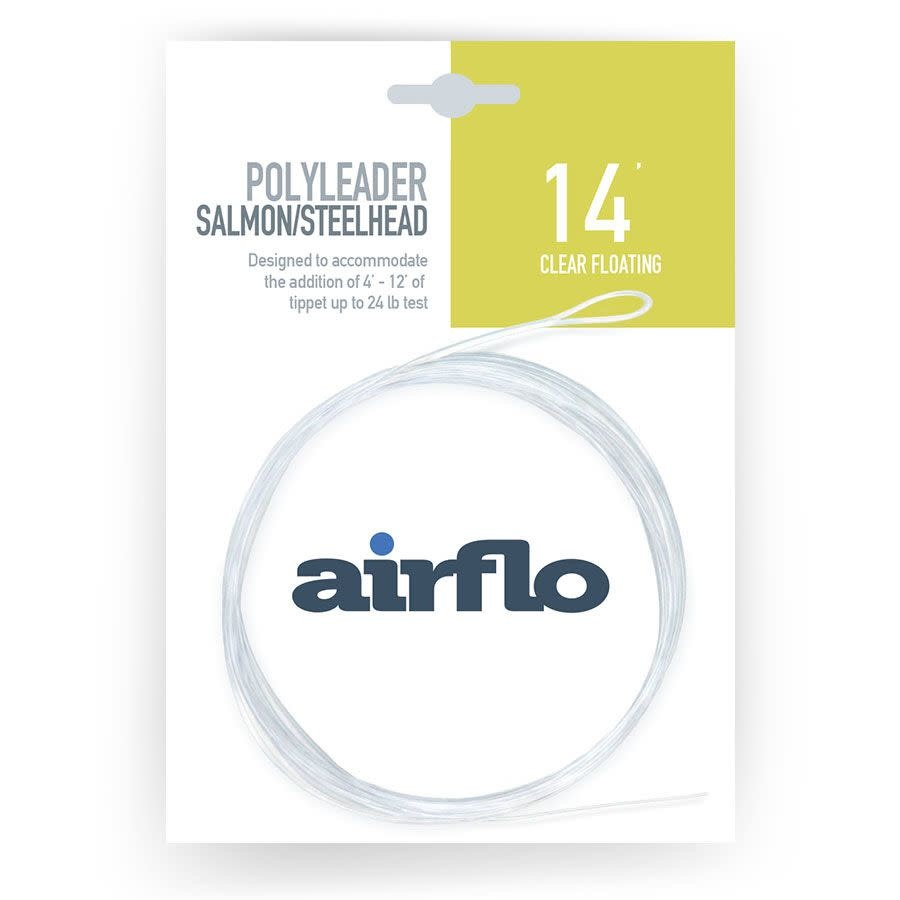 AIRFLO AIRFLO SALMON & STEELHEAD POLYLEADER --