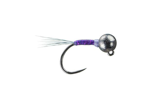 MFC MFC Jig Perdigon Purple/Fl. Pink S12 - 4.6 mm [Single]