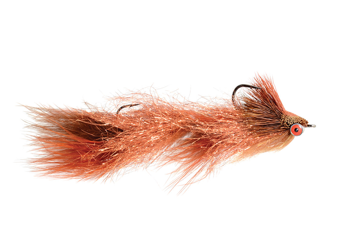 FULLING MILL FM Articulated Trout Slider [Single]