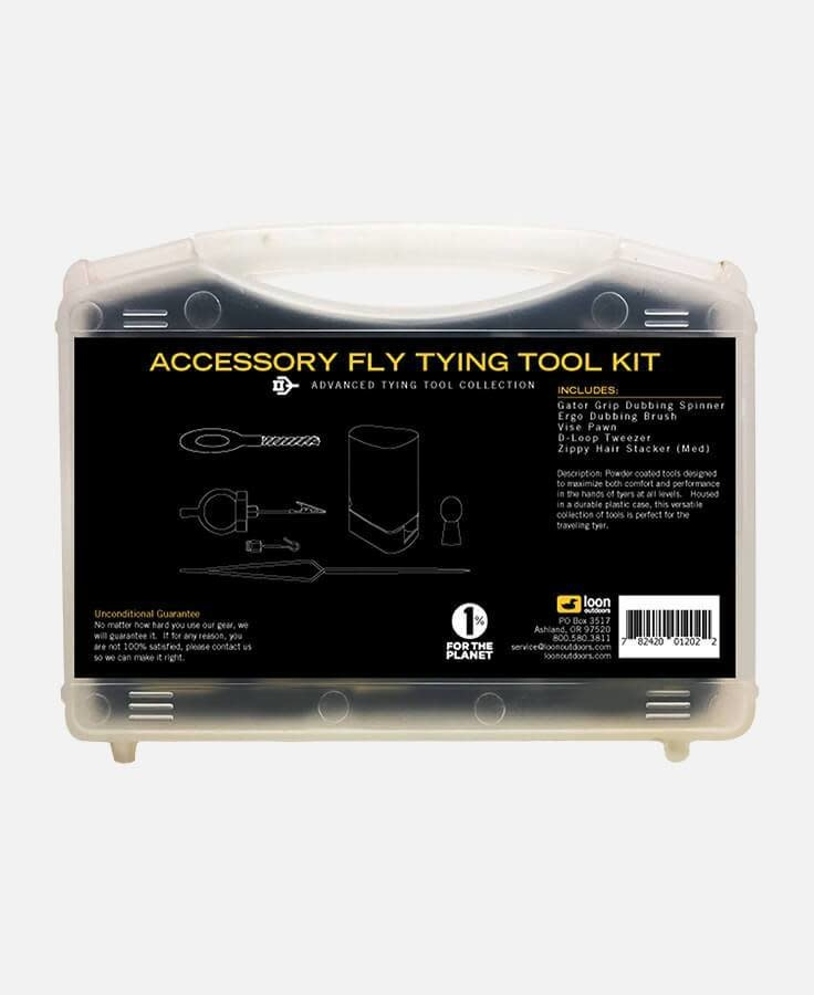 LOON OUTDOORS LOON Accessory Fly Tying Tool Kit