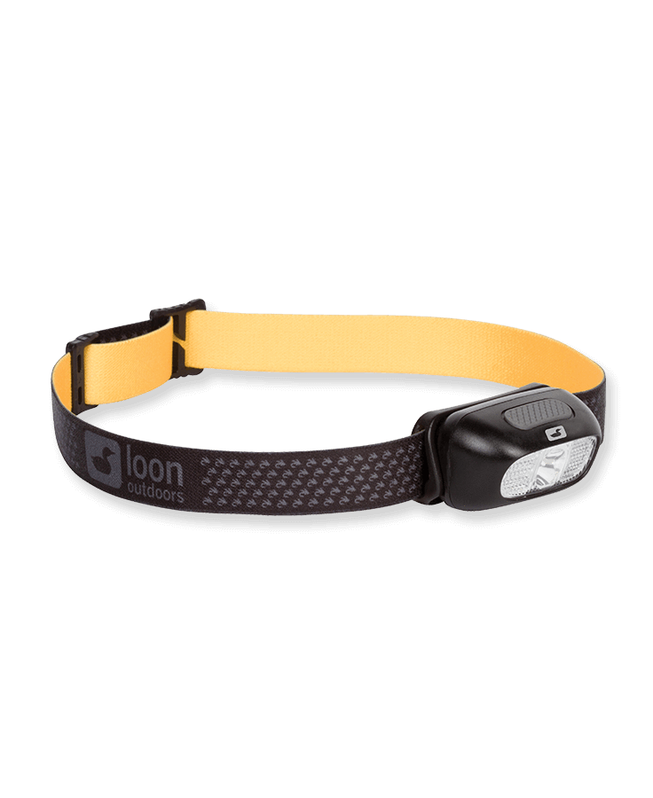 LOON OUTDOORS LOON Nocturnal Headlamp, Rechargeable