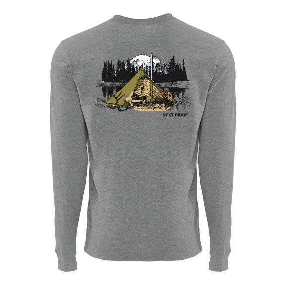 NEXT RIDGE APPAREL NEXT RIDGE PUBLIC LAND HUNTER L/S T-SHIRT