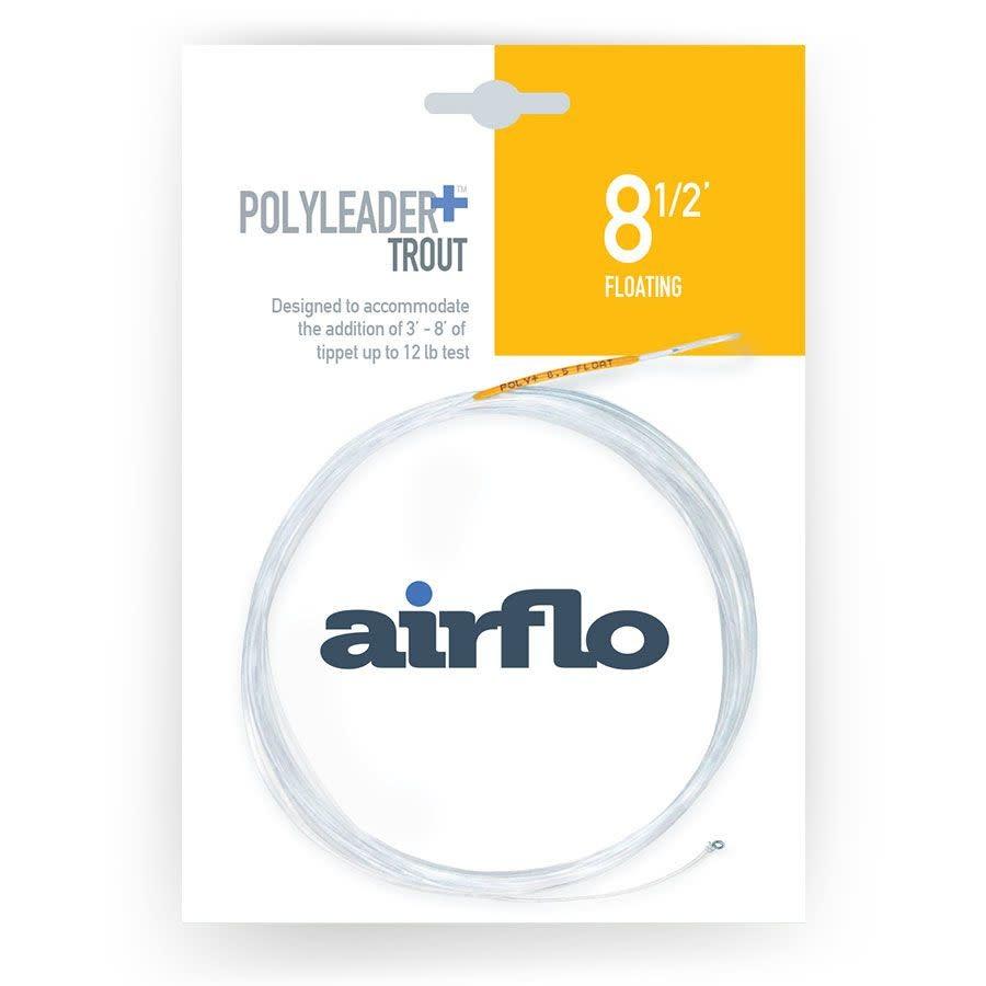 AIRFLO AIRFLO POLYLEADER PLUS - TROUT- FLOAT