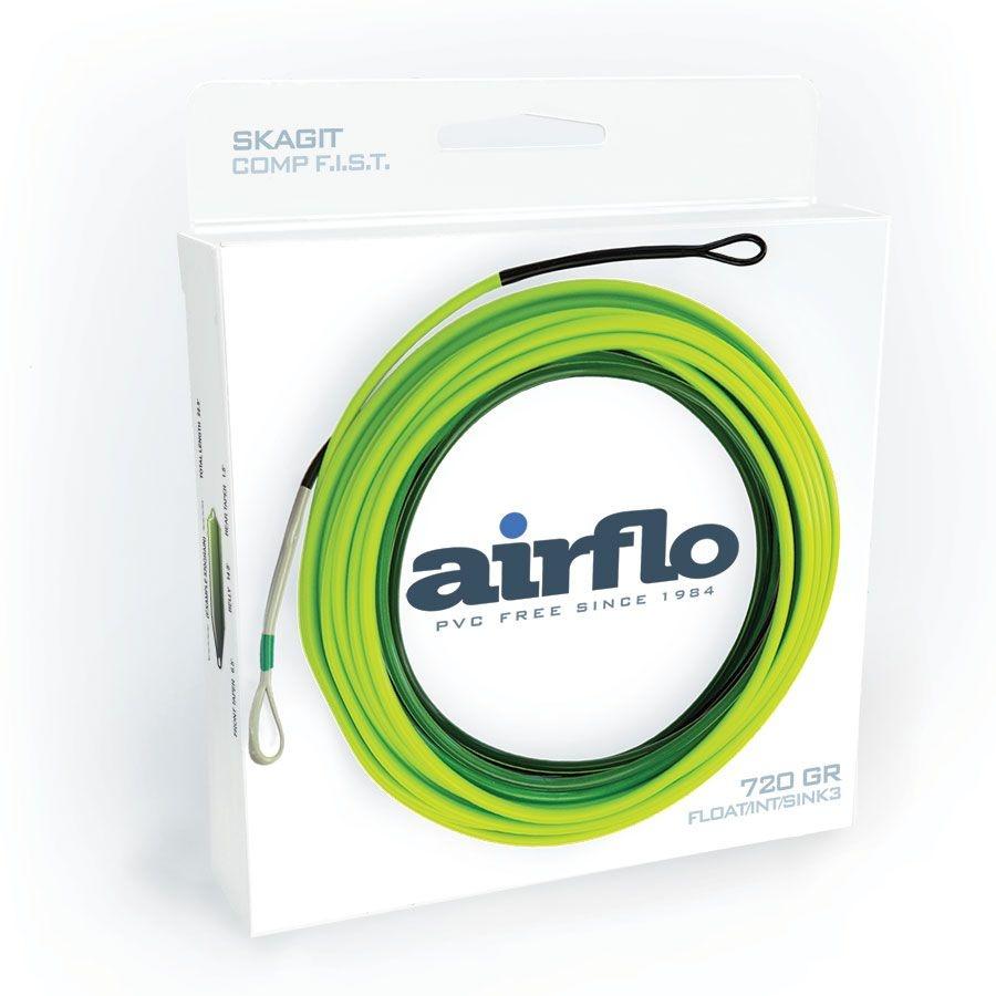 AIRFLO AIRFLO SKAGIT F.I.S.T. SHOOTING HEAD FLY LINE