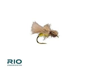 RIO RIO CDC CADDIS  OLIVE S18  [Single]