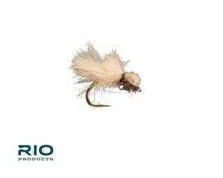 RIO RIO CDC Caddis  Tan S16  [Single]