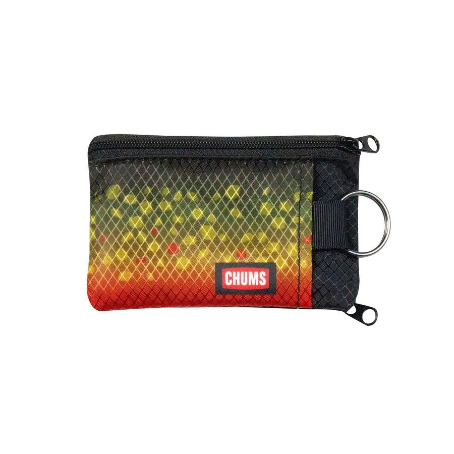 CHUMS CHUMS SURFSHORT LTD FISH WALLET