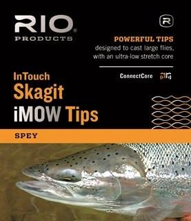 RIO RIO INTOUCH SKAGIT IMOW LIGHT TIPS