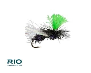 RIO RIO Hi-Vis Flying Ant Black S14 [Single]