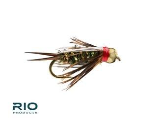 RIO RIO Red Head Prince Bead S12  [Single]