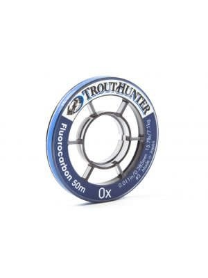 TROUTHUNTER TH Fluorocarbon Tippet 6X (50M)