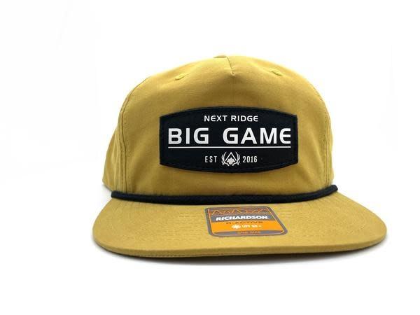 NEXT RIDGE APPAREL NEXT RIDGE BIG GAME GRANDPA HAT