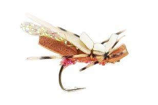 YELLOWSTONE FLY GOODS YFG Dornan's  MICRO Water Walker Pink S14  [Single]
